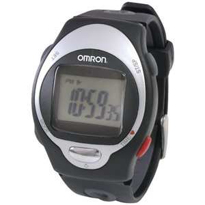 standalone image of the omron HR- 100 watch