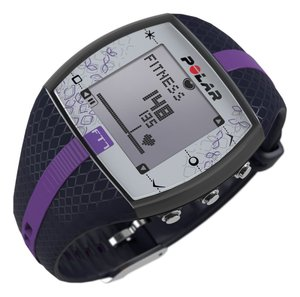 Polar FT7 Heart Rate Monitor - blue lilac version