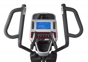 dashboard of the Sole Fitness E35 Elliptical Machine