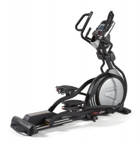 complete picture of the Sole Fitness E35 Elliptical Machine