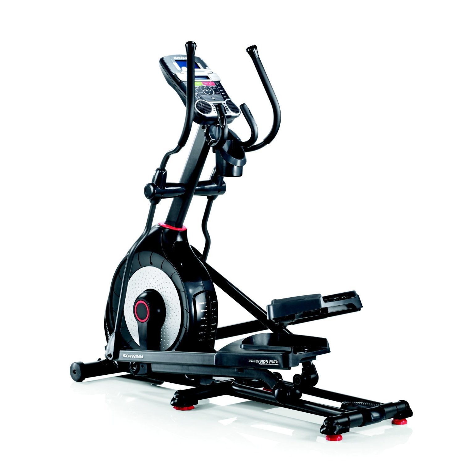 the Schwinn 470 Elliptical on full display