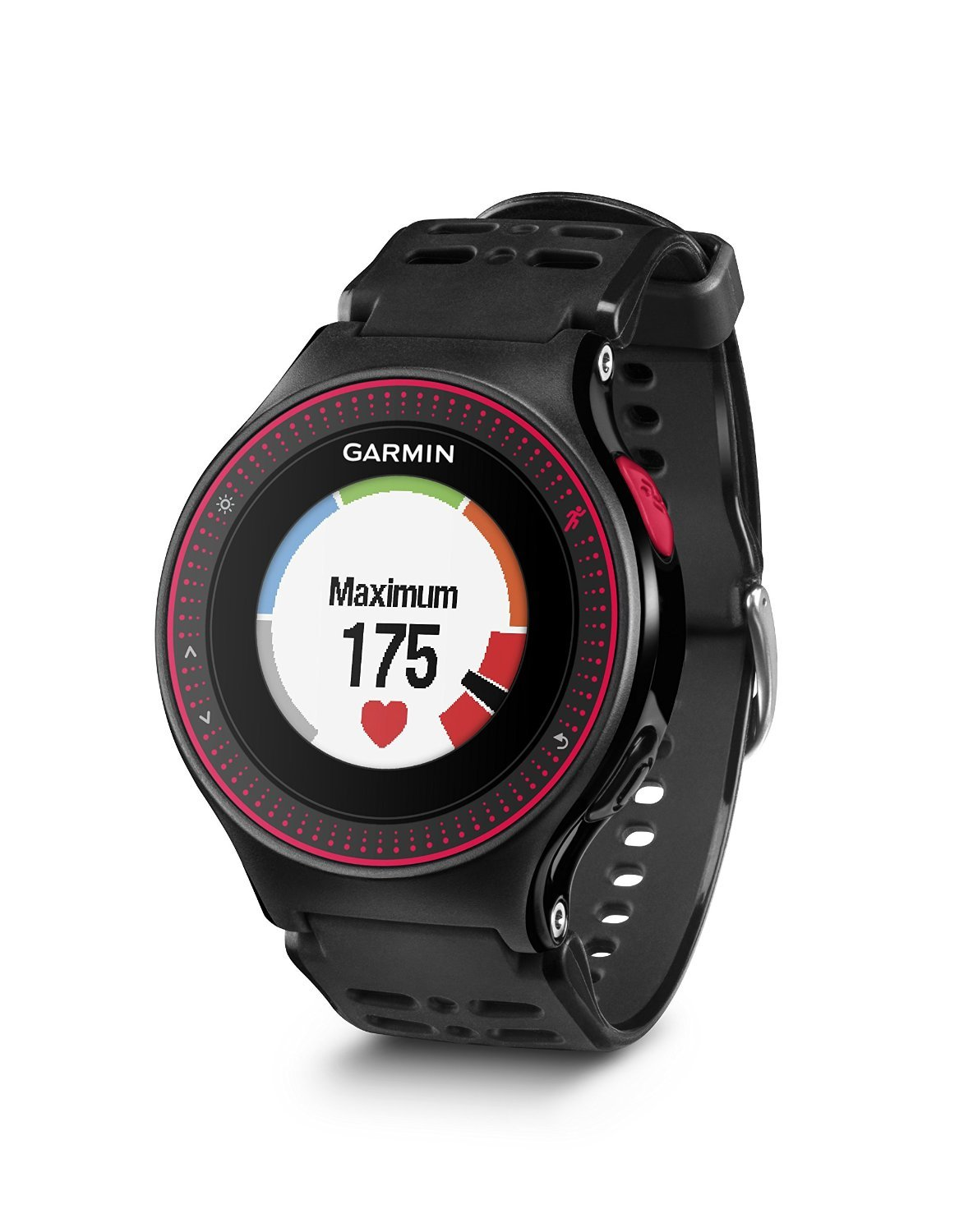 Garmin Forerunner 225 in full view