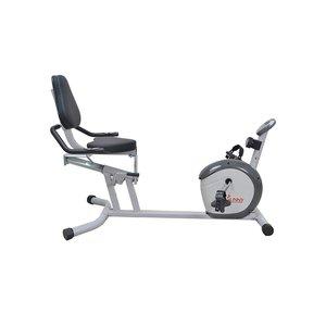 sample image showing a recumbent exercise bike