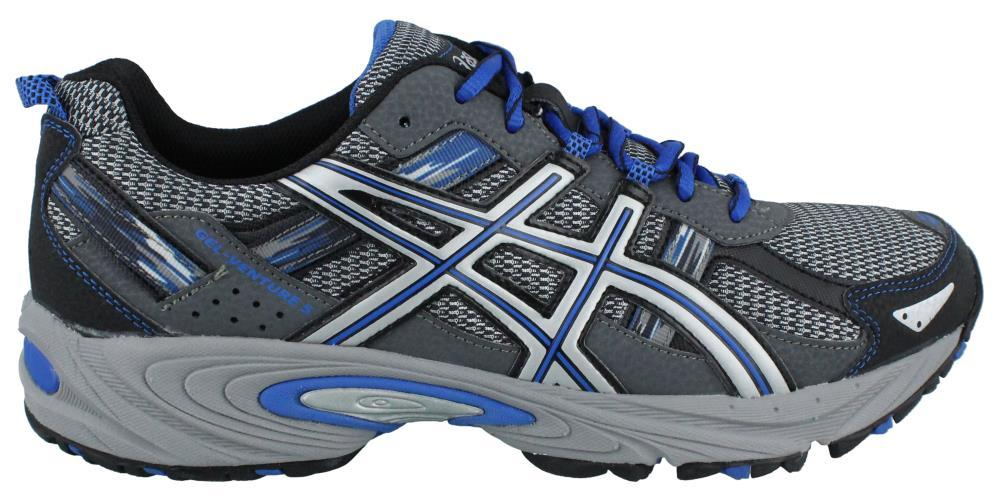 image depicting the ASICS Men's GEL Venture 5 Running Shoe