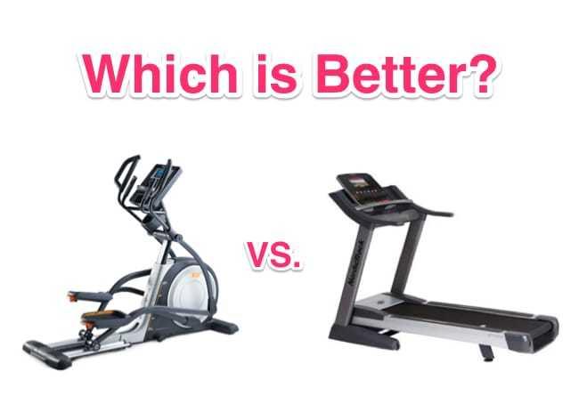 Treadmill vs Elliptical for fitness