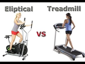elliptical vs treadmill- what is the best option?