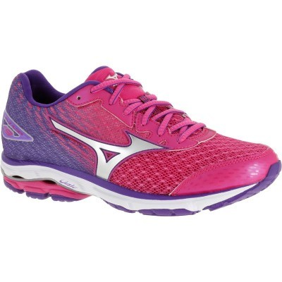 the Mizuno Women's Wave Rider 19 Running Shoe: one of the best women's running shoes under $60