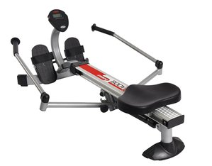 the Stamina Body Trac Glider 1050 Rowing Machine pictured here is the best indoor rower 200 dollars