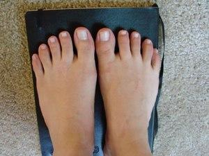 sample wide feet