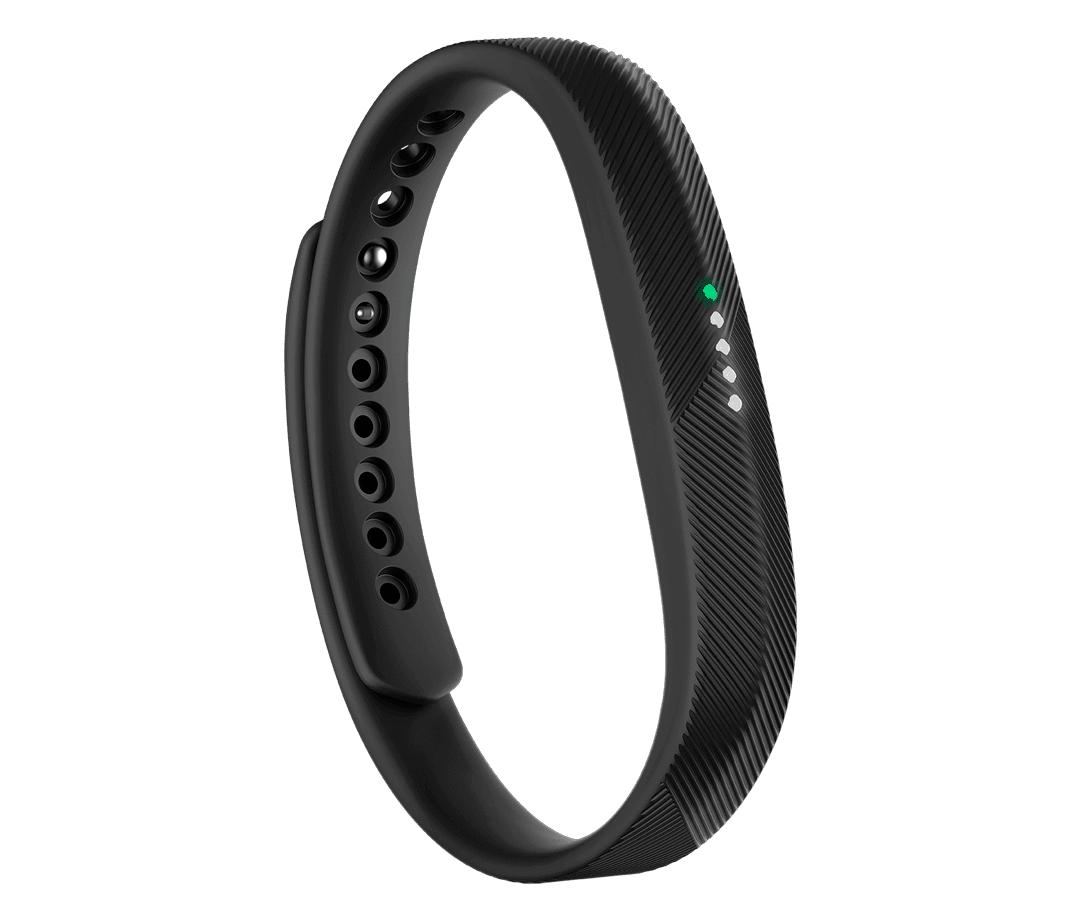 the best swimming heart rate monitor- Fitbit Flex 2