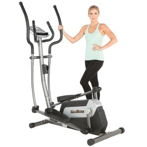 Fitness Reality E5500XL Magnetic Elliptical Trainer in full display