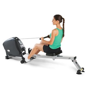 best magnetic indoor rower: LifeSpan RW1000 Indoor Rowing Machine