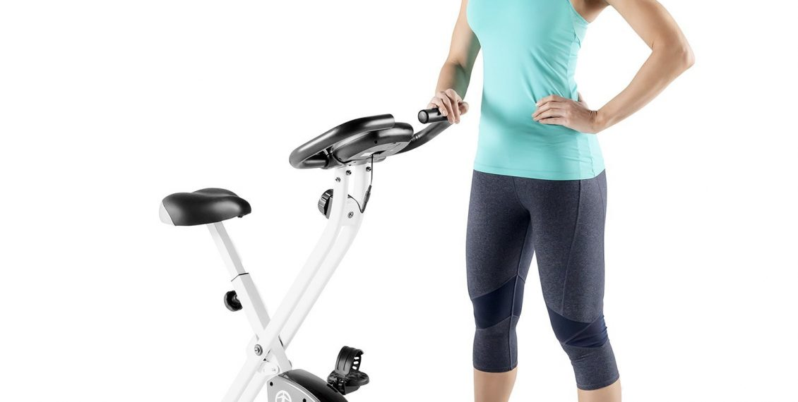 can you spot the characteristics of the Marcy Folding Upright Bike -Foldable Exercise Cycle NS-652?