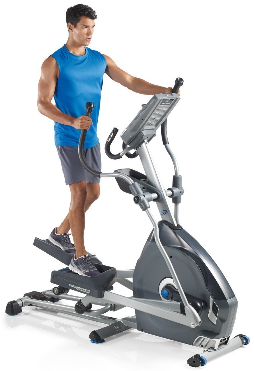 image showing the Nautilus E616 Elliptical Trainer