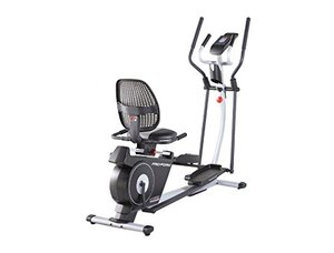 ProForm Hybrid Trainer in full view