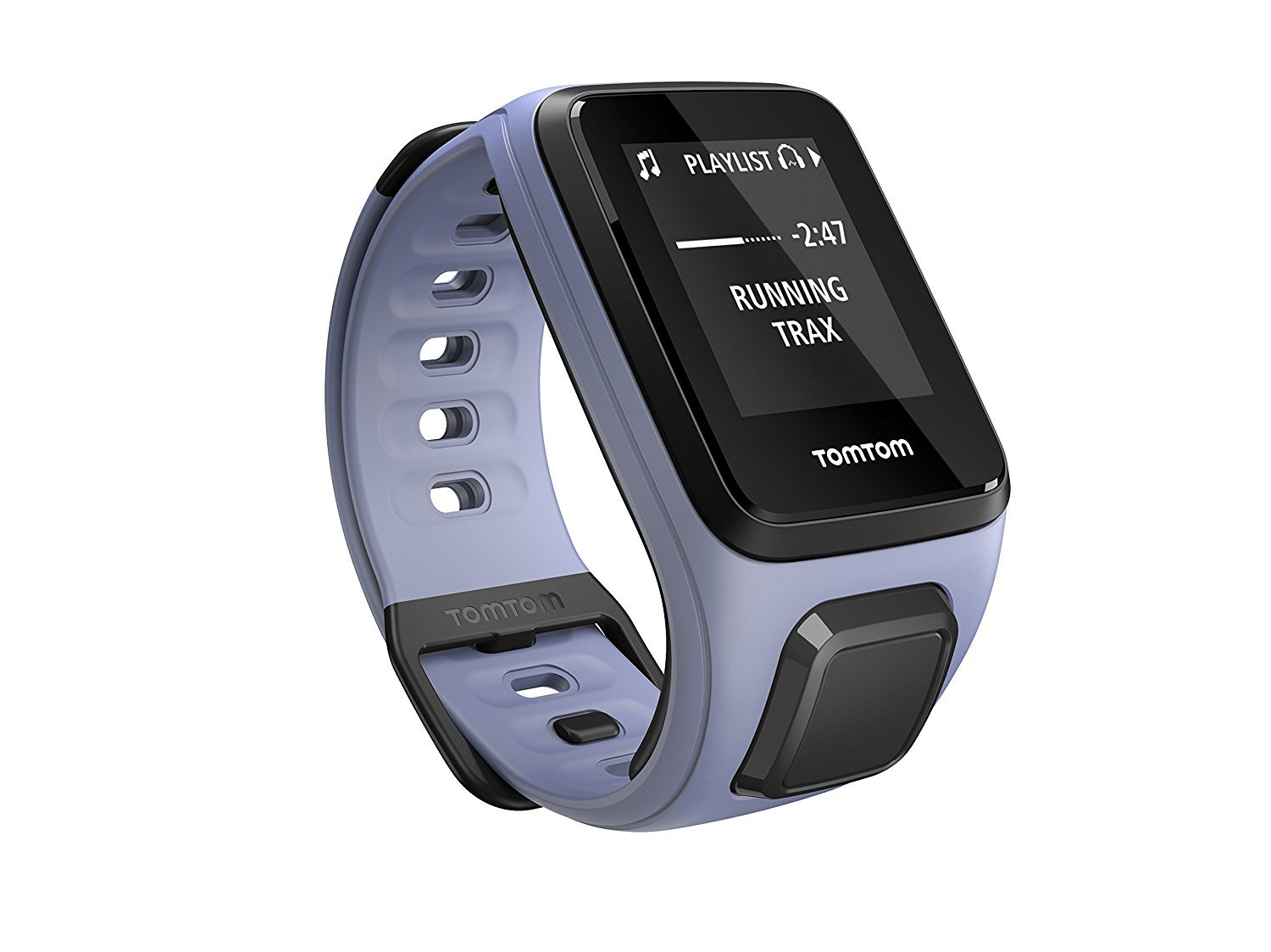 image of the TomTom Spark Cardio + Music, GPS Fitness Watch