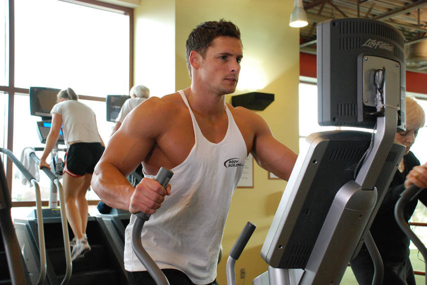 elliptical exercises to tone up the body