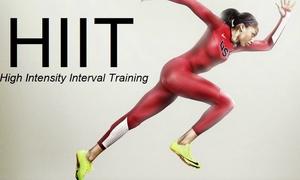 high intensity interval training technique