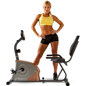 recumbent bike workout preparation
