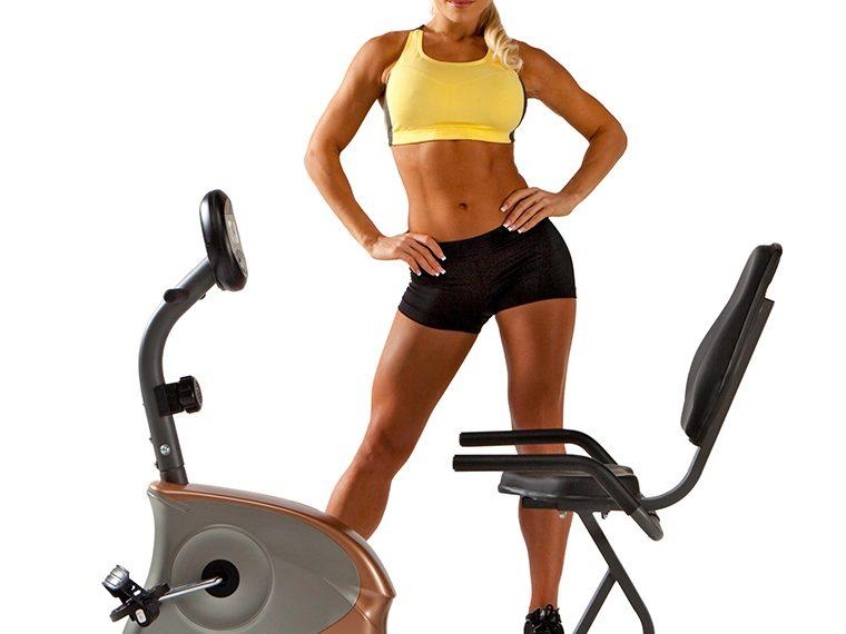recumbent bike workout preparation