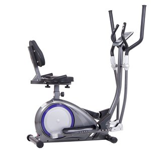 the Body Power 3-in-1 Trio-Trainer is another top elliptical under $500
