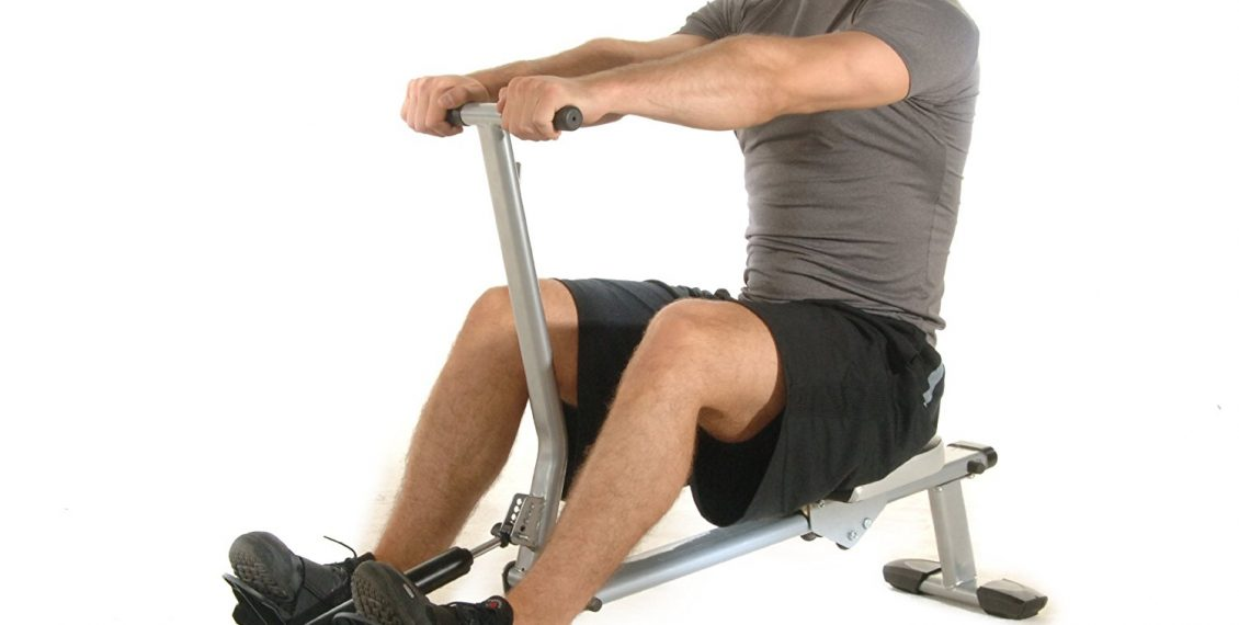 sample picture of the Stamina InMotion Rower2