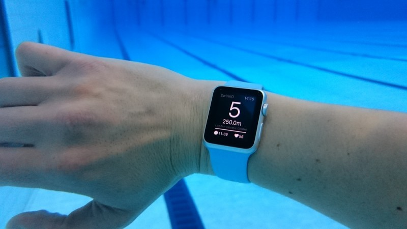 best swimming heart rate monitor watch