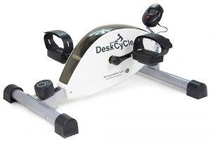 image showing the DeskCycle Desk Exerciser