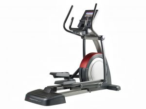 image showing brand new elliptical trainer